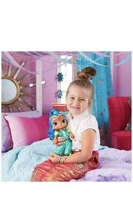 BN - Fisher-Price Nickelodeon Shimmer & Shine, Talk & Sing Shine Doll
