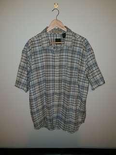 TIMBERLAND shirt size L
