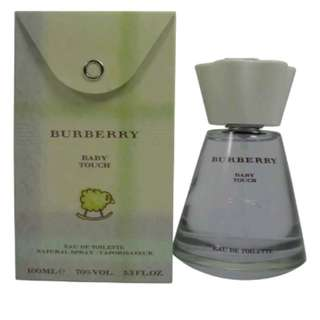 Auth Burberry Baby Touch
