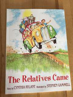 The relatives came (Cynthia Rylant)
