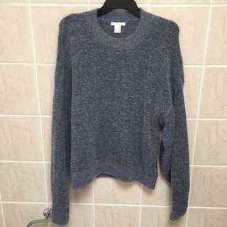 H&M Mohair Knit Top