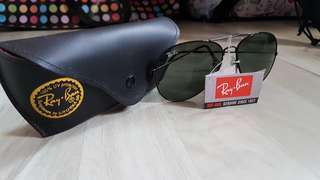 Preloved Authentic Rayban Aviators