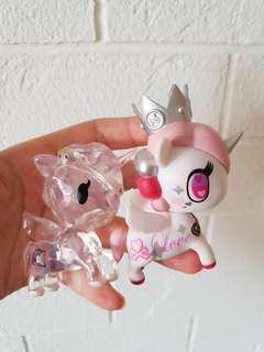 🚚 Tokidoki figurines unicorno diamante lolopessa princess rare limited edition