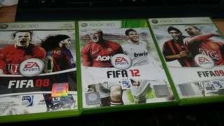 Xbox 360 Games Fifa series classic