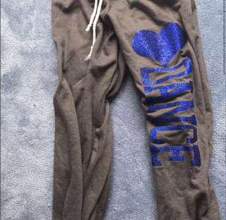 BNWT Capri Dance Sweats