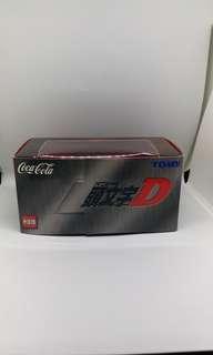 頭文字 D Skyline BNR32 GT-R Coca-Cola