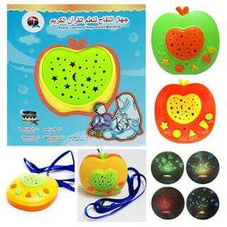 Mp3 Al-Qur'an apple