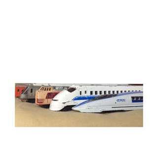 Miniatur Kereta Jepang