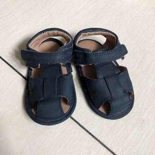 Mothercare navy blue sandals size EU 19