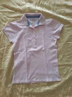 Tshirt hangten pink preloved