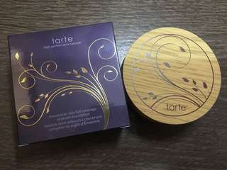 Tarte Amazonian Clay Full Coverage Airbrush Foundation 礦物粉