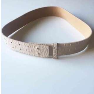 KOOKAI Leather Belt (Brand New).