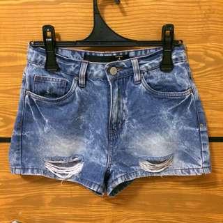 Factorie High waist short 28-29