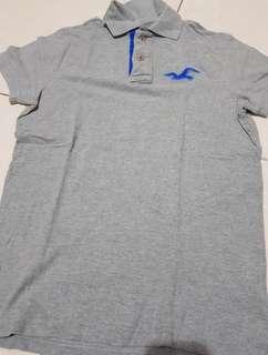 #maunintendo Hollister polo shirt 👕