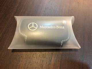 🚚 Benz原廠鑰匙圈