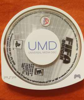 Psp used game - fifa