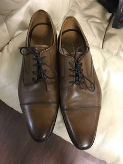 Zara Men Leather Shoes