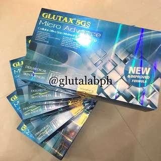 GLUTAX 5gs MICRO ADVANCE W/ ANTI-AGING