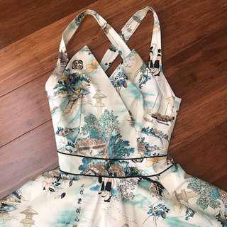 Pin-Up Kitten D'Amour Dress Size 6