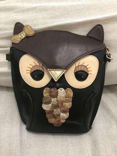 Owl Bag Small