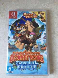 Switch Donkey Kong Nintendo