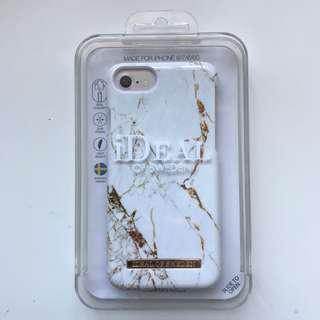 ONLY TWO LEFT! Fashion Case iPhone 8/7/6/6S Carrara Gold
