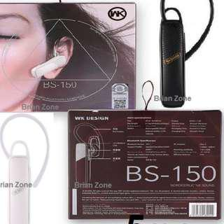 WK BS-150 Sporty Bluetooth Earphone
