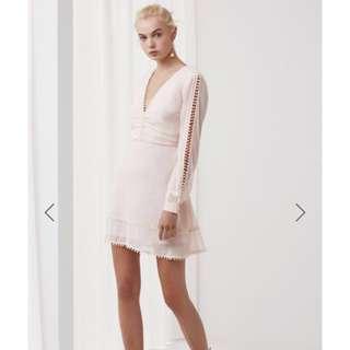 Keepsake Come Around Long mini dress - Xs
