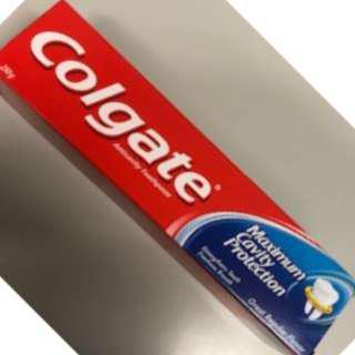 全新高露潔防蛀清新味牙膏