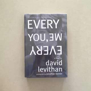 FREE SHIPPING ⚡️Every You, Every Me / David Levithan