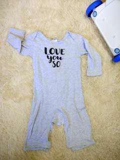 Basic baby sleepsuit #MMAR18