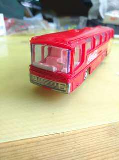 Coca Cola 玩具巴士