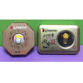造型隨身碟 USB 3.0 32G + USB 2.0 16G 400元