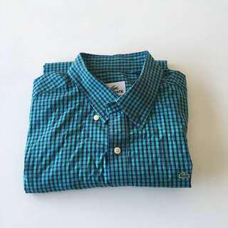 Lacoste Shirt size 40 (fits like S-M)