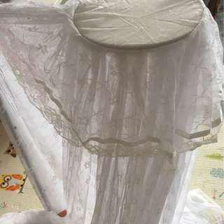 Baby mosquito net with stand XL size