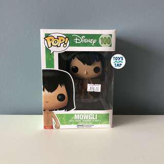 Funko Pop Disney The Jungle Book Mowgli