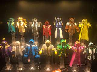 kamen rider ghost change series