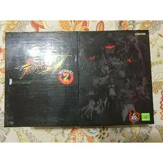 Street Fighter IV Tournament Edition Fight Stick