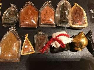Amulets by Tiger King Aj Dan