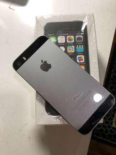 iPhone 5s 32 GB space grey