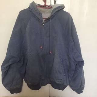 Jacket Blue/Grey reversible NB