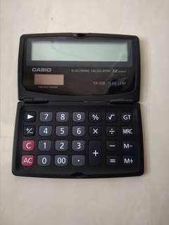 New Kalkulator casio Ori
