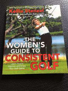 🚚 Women's guide to consistent golf