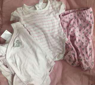 Rompers Baby set