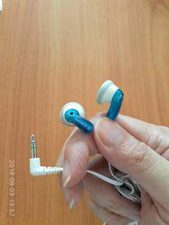 Sony MDR-E9LP (blue) earphones (include mailing)