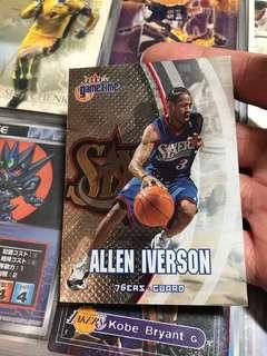 NBA card - Allen Iverson