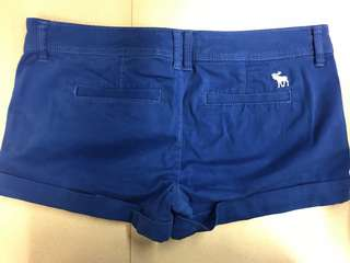 Abercrombie & Fitch shorts size 6