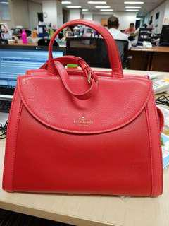 Kate Spade Leather Cobble Hill