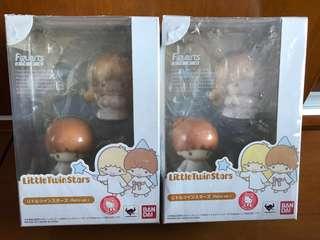 Little twin star figure 全新双子星擺設