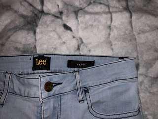 Authentic Lee Viv Jean